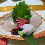 小料理 かず - 料理写真:刺身