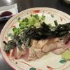 手打ちそば 膳 - 料理写真:「炙り鳥さし」