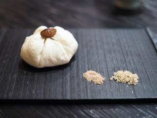 櫻井焙茶研究所 - 菓子屋 ここのつ のまめ豆腐