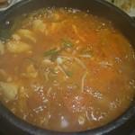 韓国家庭料理 韓菜 - スンドゥブチゲ