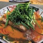 寛幸 - 豚(美濃けんとん)の生姜焼き