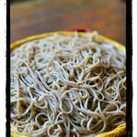 玄庵 檜原 - 蕎麦 大盛り