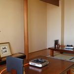 相撲茶屋ちゃんこ 龍ケ浜 - 2階の宴会用座敷へ