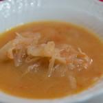 ラ・コメータ - ジャガイモと玉ねぎのスープ