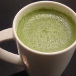 オリエンタル グレイス コーヒー - 抹茶ラテ