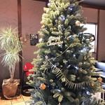 カフェ スクラップ - クリスマスツリー