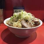59705542 - ラーメン700円野菜ニンニク