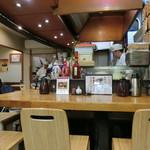 十和田 - 平成28年極月、カウンター席