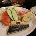 南風 - 料理写真:朝食。