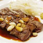馬料理専門 天國 - 料理写真:馬肉ステーキ