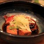 まんまるや - 金目鯛の煮付けも美味しいですよ。焼酎にもピッタリです。