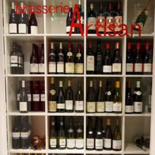 自然派ワインは常備しています!!