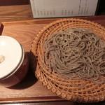 野饗 - 粗びき蕎麦