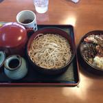59713068 - 天丼 蕎麦セット