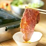 ホルモン焼肉 肉の大山 - 料理写真: