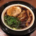 金久右衛門 - 2016年12月06日  大阪ブラック(細麺)