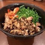 金久右衛門 - 2016年12月06日  豚丼(並)