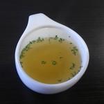 59718644 - セットのスープ