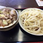 藤店うどん - 肉汁うどん 並   680円