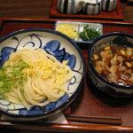 5972248 - ヤマトポークの香りつけ麺
