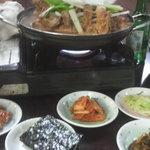 やなぎの家 - 韓国で食べたカムジャタンよりおいしかったです