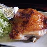 鶏の白石 - もも照焼きZOOM
