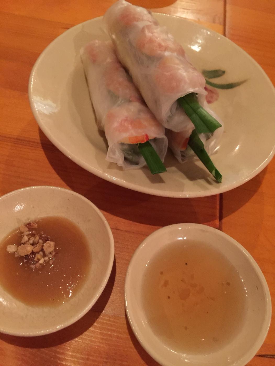 ベトナム料理店アオババ