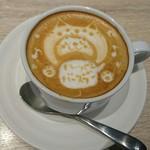 カフェ アンド - にゃーにゃが猫かぶってるのだ( =´ω`= )