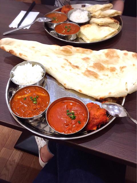 地図 : インド料理 カリカ インディアン レストラ …