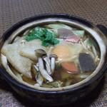 やぶ久 - 『味噌煮込みうどん』税込み1050円