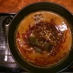 博 - 担々麺(汁あり)