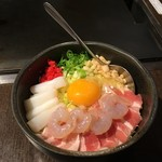 ぽんぽこ本゜舗 - 大阪風ミックス玉