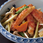 中国料理 桃花林 - カニ