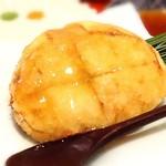 たきや - 香箱蟹の天ぷら!