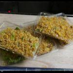 京都しもがも担々麺 賢魂一滴 - 料理写真:お持ち帰りチャーハン