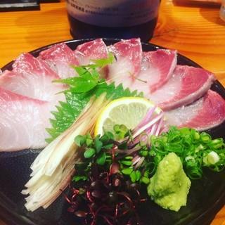 【予約必須】香川県産のオリーブぶり料理を限定提供!