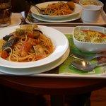 イタリアントマト カフェジュニア - Aランチ