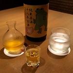 御料理 堀川 - 國乃長 純米原酒 18年古酒