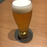 和ダイニング燈 - 生ビール