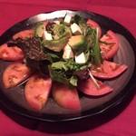 よいよい - フレッシュトマトのサラダ
