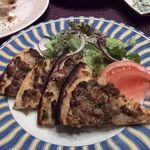 トルコ料理 アセナ - ピデ(トルコピザ)