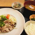 豆仙坊 喜楽 - 平日限定ランチ650円