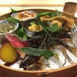 乃木坂 しん - 料理写真:季節の焼き物八寸