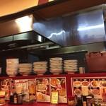 らー麺や - お店の内観です☆。.:*・゜