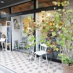 cafe Cherish - 外観☆彡