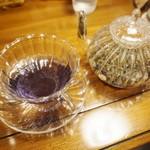 cafe Cherish - リラックス・エフェクト・ブルーフラワープラス☆