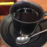 59737158 - 2016年10月:ケーキセットのホットコーヒー
