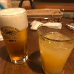 59737169 - 【ビールとジュースで乾杯!】2016/11
