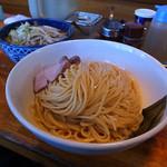 大勝軒 - もり野菜特盛(2016年12月6日)
