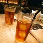 THE MEAT ANGUS - アイスウーロン茶